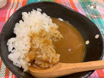 加古川 小料理 馬馬家 カレー