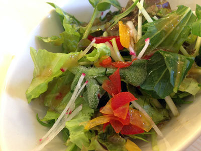 明石 Curry Dining オニオン'S サラダ