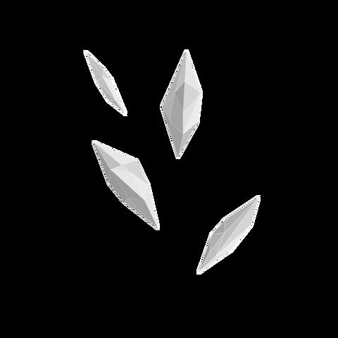 背景屋の結晶の破片12