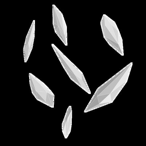 背景屋の結晶の破片11