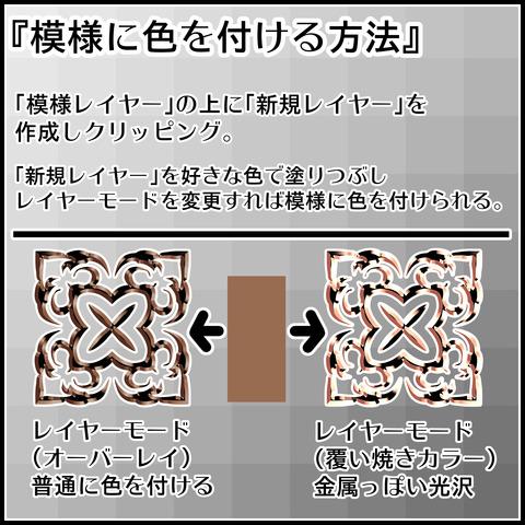 背景屋の立体的な模様の使い方の使い方用03