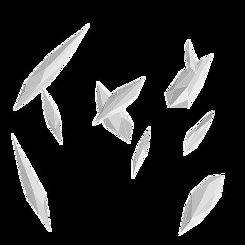 背景屋の結晶の破片06