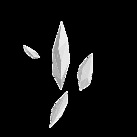 背景屋の結晶の破片09