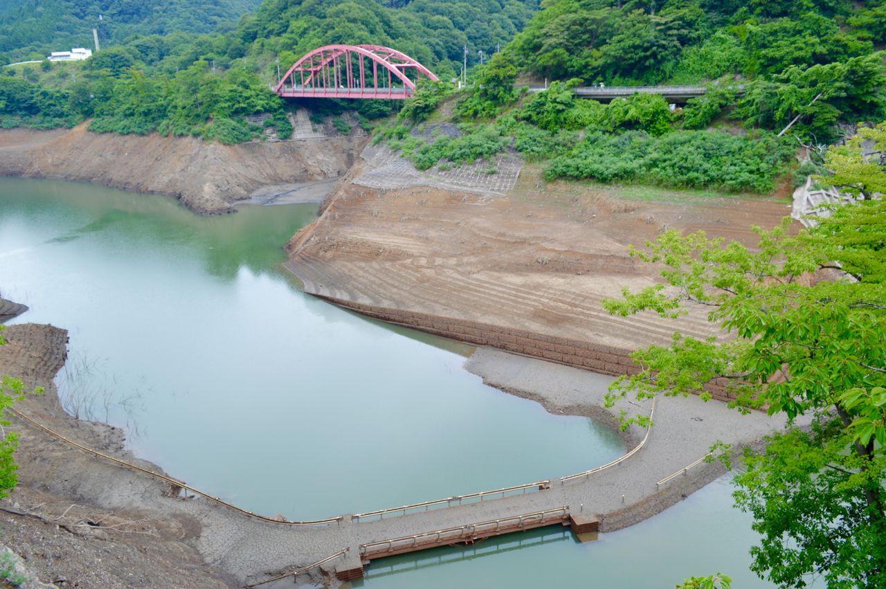 宮ケ瀬 ダム 貯水 量