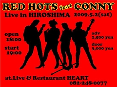 CONNY&REDHOTS
