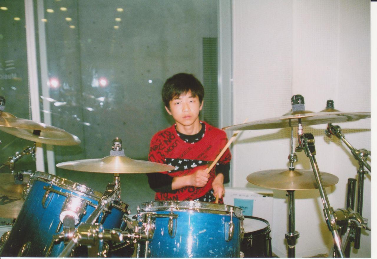 ドラム練習