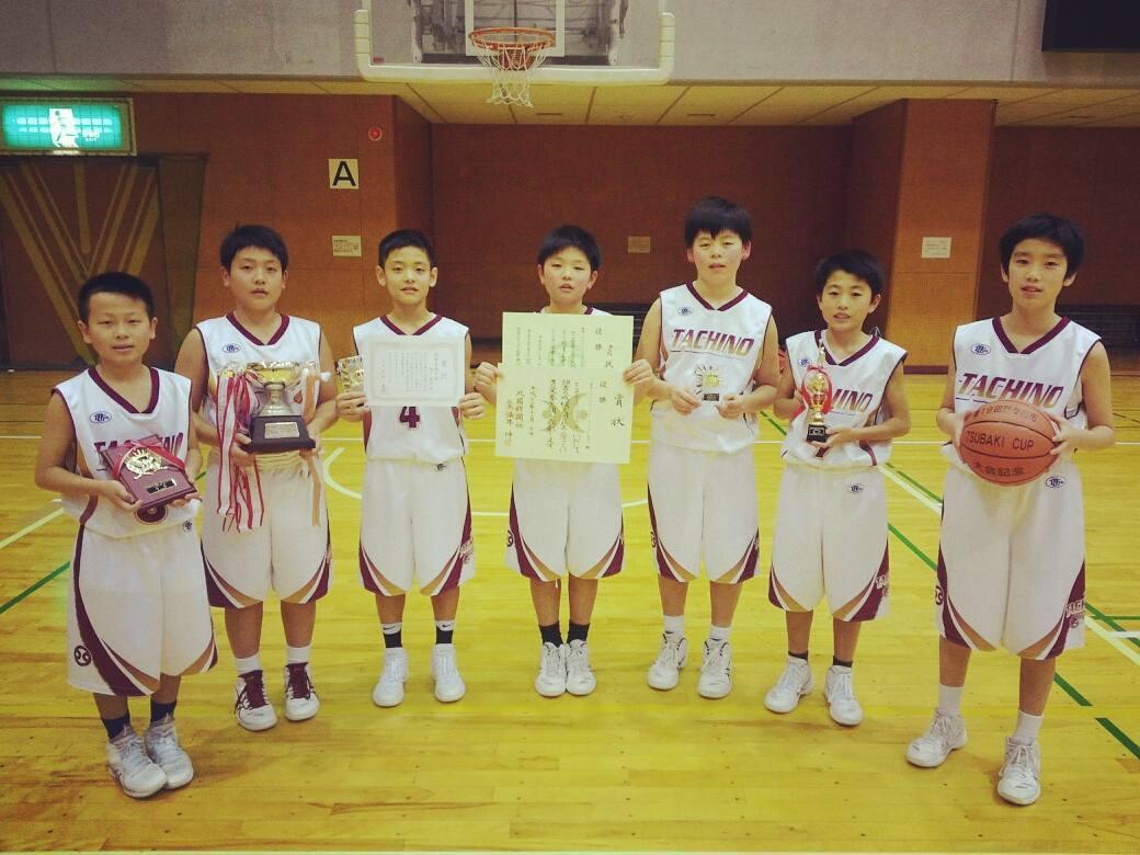 石川県館野ミニバスケットボール...