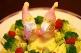 クリスマス サラダ