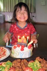 3歳,誕生日