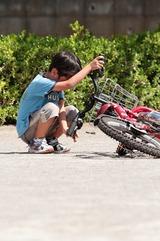 子供 自転車 トレーニング