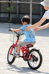 子供 自転車 練習