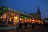 スターバックスコーヒー,新宿サザンテラス店