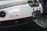 アバルト500c,ダッシュボード