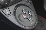 アバルト500c,シフトボタン