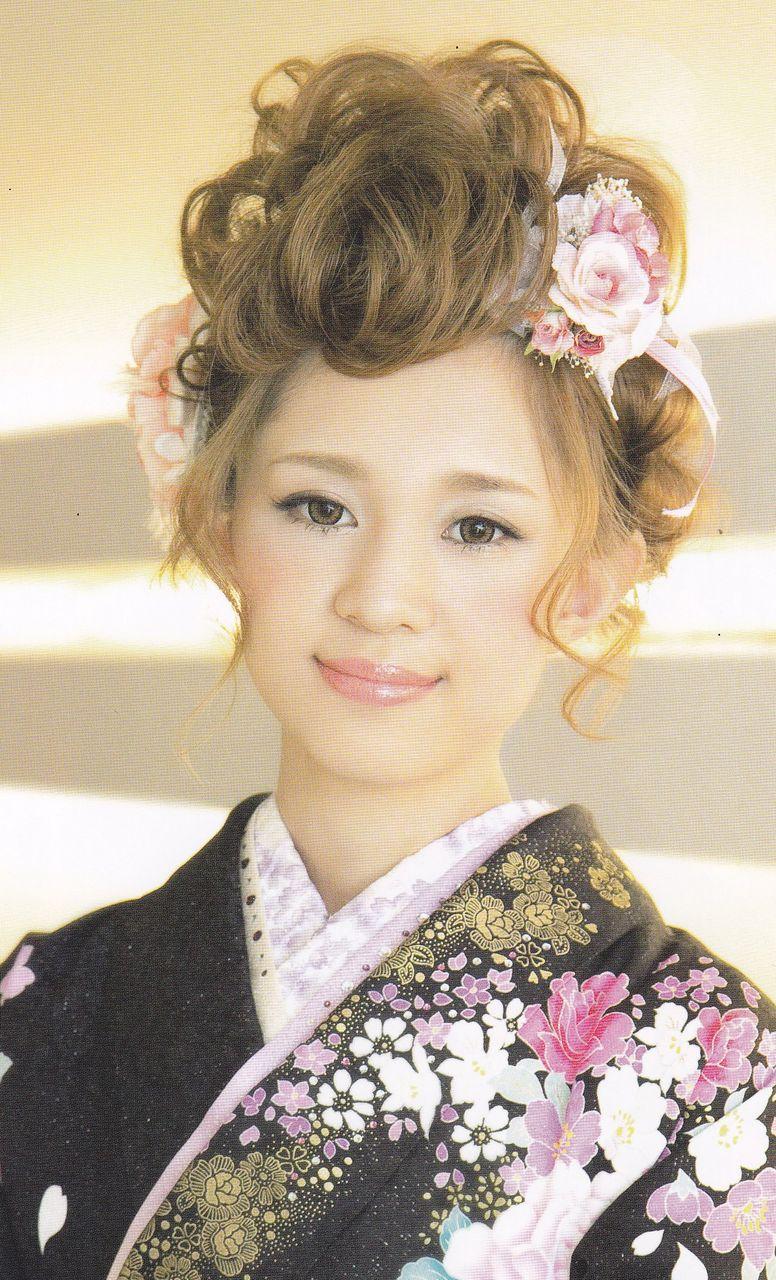かわいい】和装(着物)で結婚式ヘアスタイル・髪型・ヘアアレンジ画像集