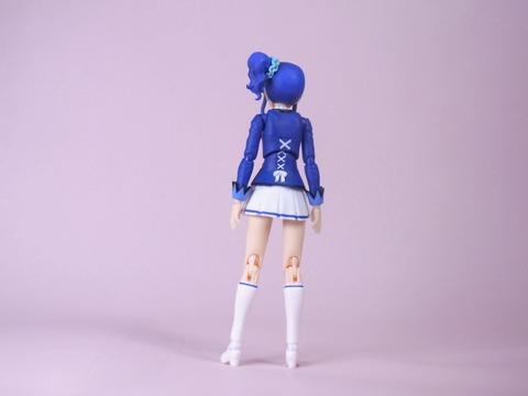 フィギュアーツ 霧矢あおい(冬制服ver)004