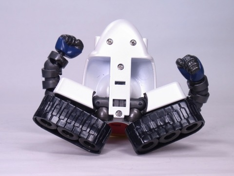 ES合金 ゲッターロボ ゲッター3 REPAINT Ver015