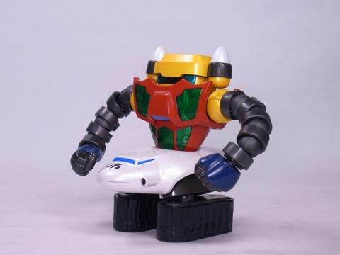 ES合金 ゲッターロボ ゲッター3 REPAINT Ver013