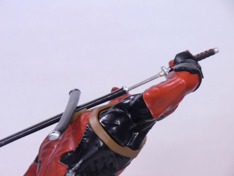 ARTFX+ デッドプール チミチャンガ 限定版011