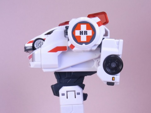 トミカハイパーシリーズ ホワイトホープ012