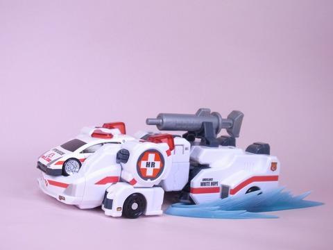 トミカハイパーシリーズ ホワイトホープ000
