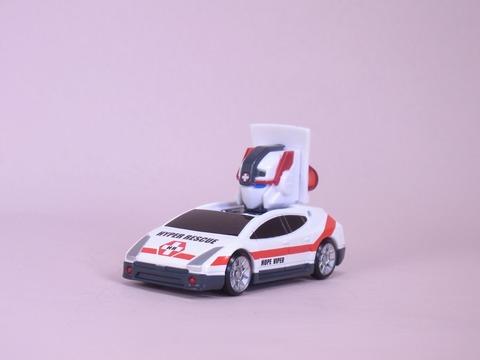 トミカハイパーシリーズ ホワイトホープ005