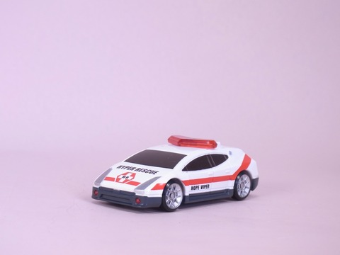 トミカハイパーシリーズ ホワイトホープ006