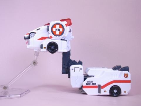 トミカハイパーシリーズ ホワイトホープ010