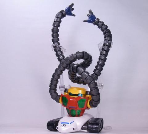 ES合金 ゲッターロボ ゲッター3 REPAINT Ver019