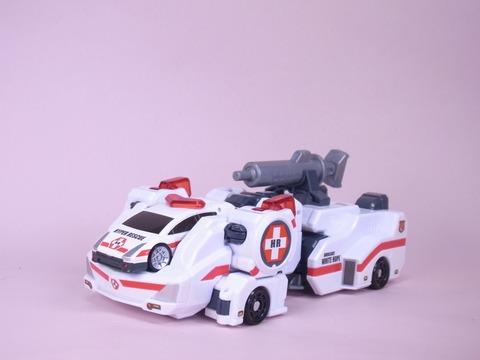 トミカハイパーシリーズ ホワイトホープ001