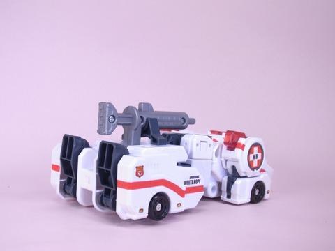 トミカハイパーシリーズ ホワイトホープ003