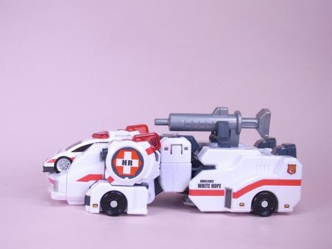 トミカハイパーシリーズ ホワイトホープ002