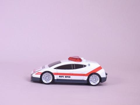 トミカハイパーシリーズ ホワイトホープ007