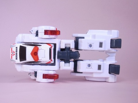 トミカハイパーシリーズ ホワイトホープ009