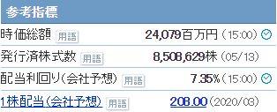【1852】浅沼組が株主還元策強化で配当性向50%超?!