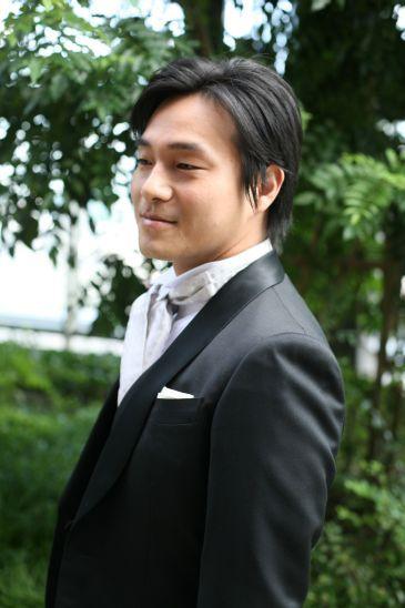 上田さまタキシード写真 赤坂スカイラウンジ004