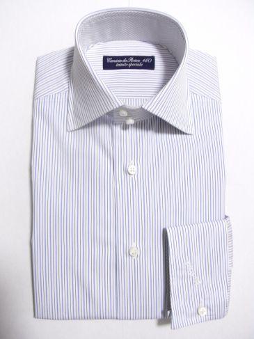 デュエボットーニのオーダーシャツでクールビズ対策