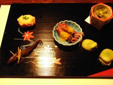 京都の京料理みこう