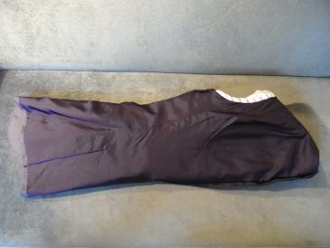 スーツのたたみ方 オーダースーツお手入れ方法