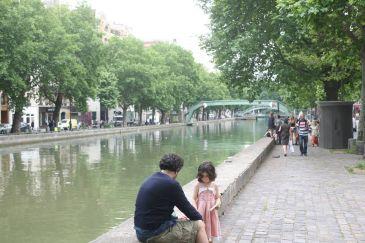 サンマルタン運河1