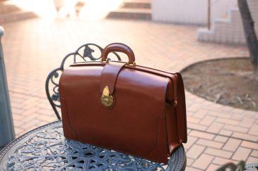 大挟製鞄 ダレスバッグ2
