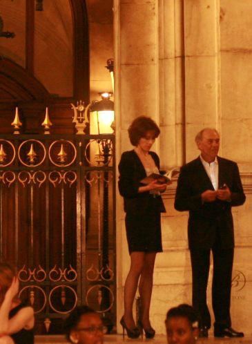 パリ オペラの服装