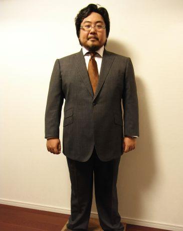 ボットーネ紳士オーダーメイドスーツ