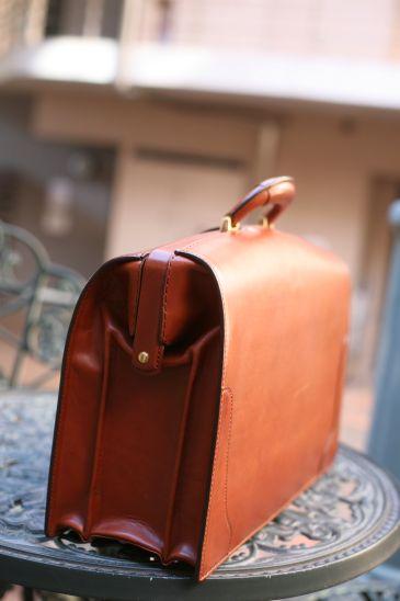 大挟製鞄 ダレスバッグ5