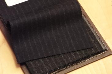フランネル スーツ