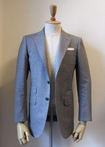 イギリス生地、東京ブリティッシュスタイルのオーダースーツ