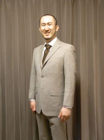 好印象 スーツ