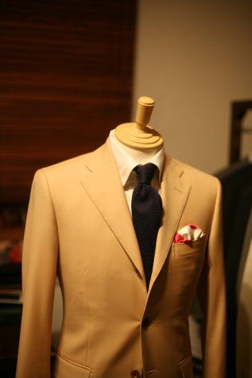 ネクタイの太さ 選び方2