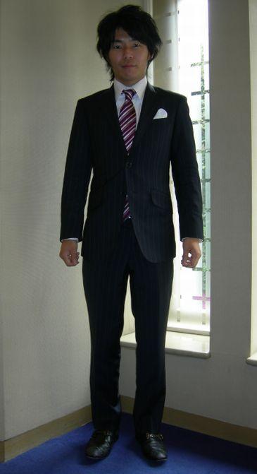 結婚式2次会スーツ