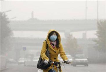 中国の空気